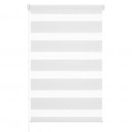 Sávroló ajtóra- Easy Fix, fehér (árnyékoló roló)