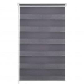 Sávroló ajtóra, Easy Fix, antracit (árnyékoló roló)